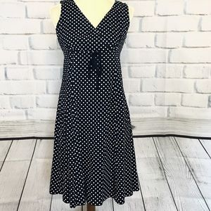 LIZ CLAIBORNE Sport V Neck Dress